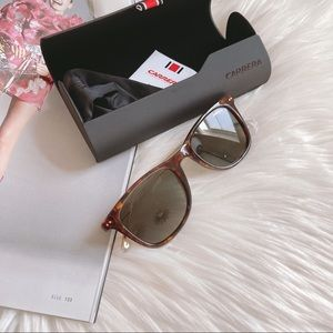 CARRERA EYEWEAR 51mm Square Sunglasses- Unisex